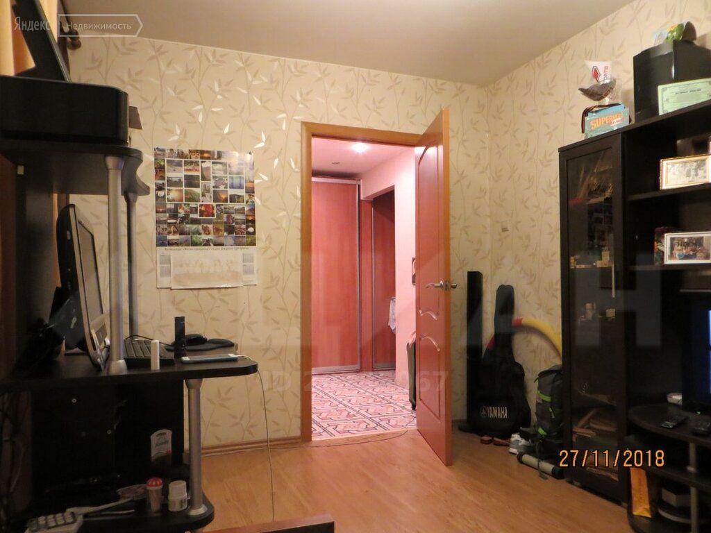 Продажа двухкомнатной квартиры село Кудиново, метро Новокосино, Центральная улица 11, цена 4500000 рублей, 2021 год объявление №571681 на megabaz.ru