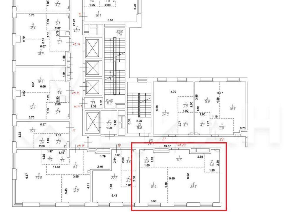 Продажа двухкомнатной квартиры Москва, метро Черкизовская, Амурская улица 1Ак2, цена 10600000 рублей, 2021 год объявление №428009 на megabaz.ru