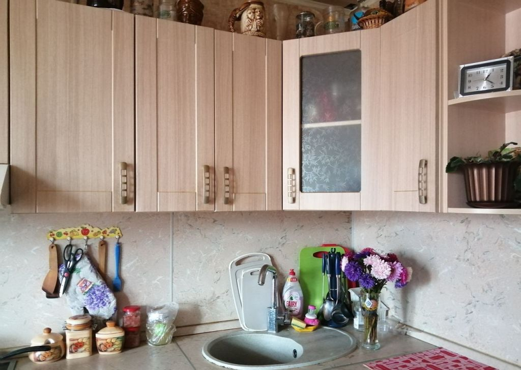 Продажа однокомнатной квартиры деревня Марусино, Заречная улица 31к5, цена 3800000 рублей, 2020 год объявление №505748 на megabaz.ru