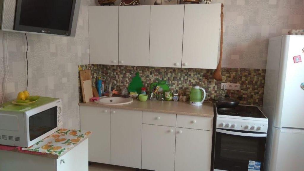Аренда однокомнатной квартиры поселок Аничково, цена 16000 рублей, 2020 год объявление №1099680 на megabaz.ru