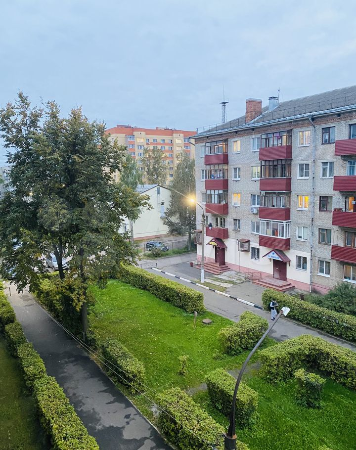 Продажа двухкомнатной квартиры Шатура, проспект Ильича 18/1, цена 2250000 рублей, 2021 год объявление №693659 на megabaz.ru