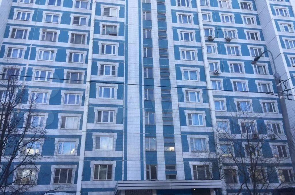 Продажа однокомнатной квартиры Москва, метро Шипиловская, Шипиловская улица 48к1, цена 6800000 рублей, 2021 год объявление №621429 на megabaz.ru