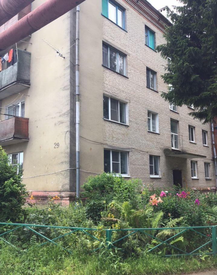 Продажа двухкомнатной квартиры деревня Васькино, цена 2100000 рублей, 2021 год объявление №459349 на megabaz.ru