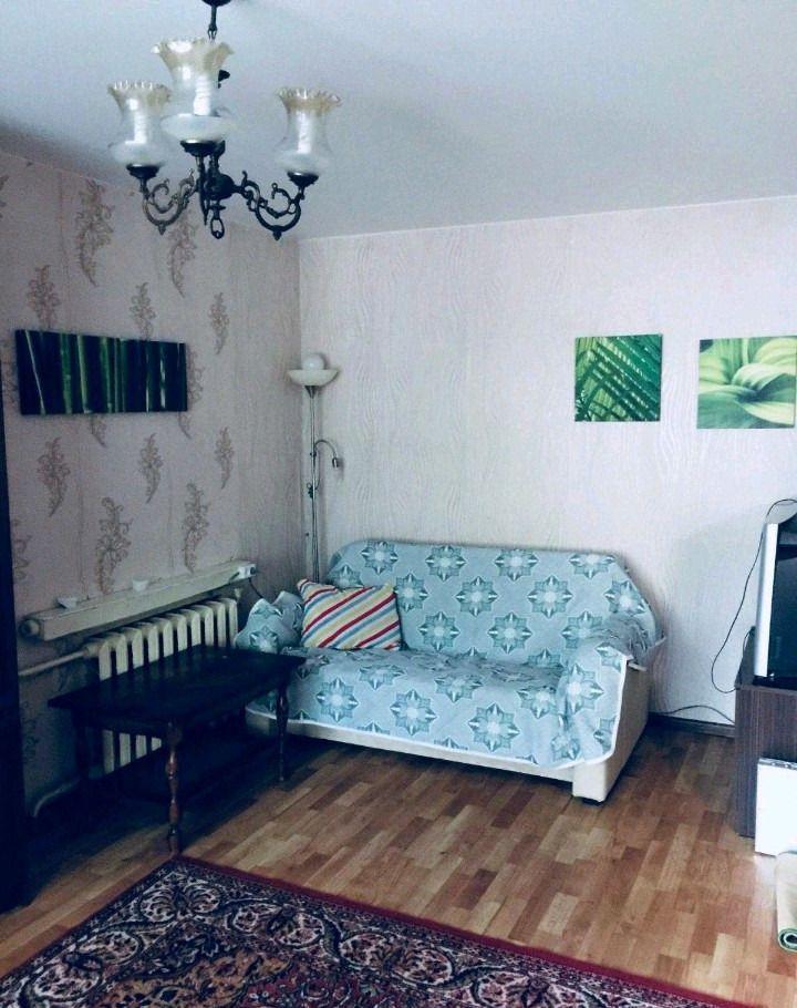 Аренда однокомнатной квартиры Хотьково, улица Седина 43, цена 15000 рублей, 2021 год объявление №1188485 на megabaz.ru