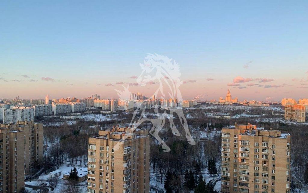 Продажа пятикомнатной квартиры Москва, метро Проспект Вернадского, улица Удальцова 79, цена 82500000 рублей, 2020 год объявление №438615 на megabaz.ru