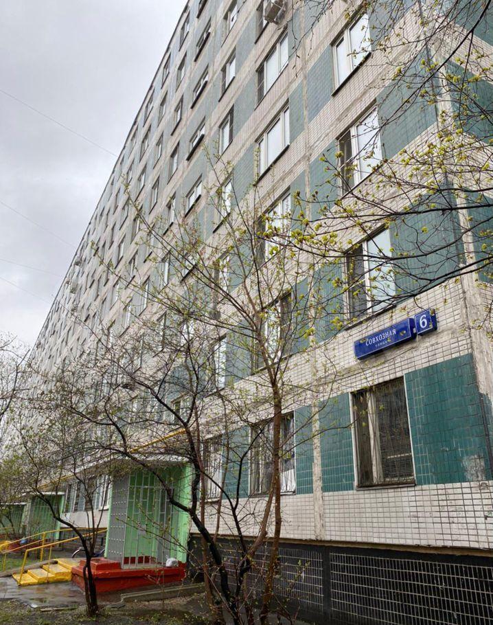 Продажа однокомнатной квартиры Москва, метро Братиславская, Совхозная улица 6, цена 7999000 рублей, 2021 год объявление №616428 на megabaz.ru