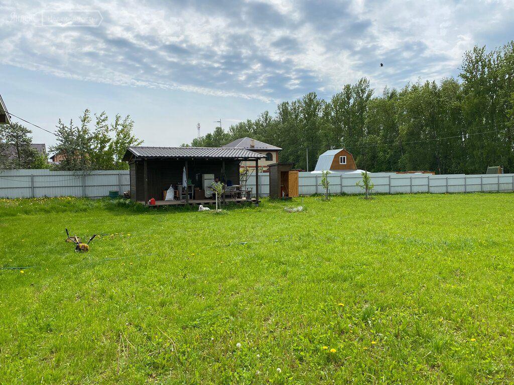 Продажа дома село Семеновское, цена 5999990 рублей, 2020 год объявление №429974 на megabaz.ru
