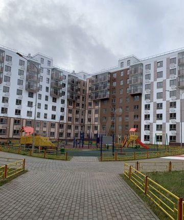 Продажа однокомнатной квартиры деревня Елино, цена 2870000 рублей, 2021 год объявление №539091 на megabaz.ru