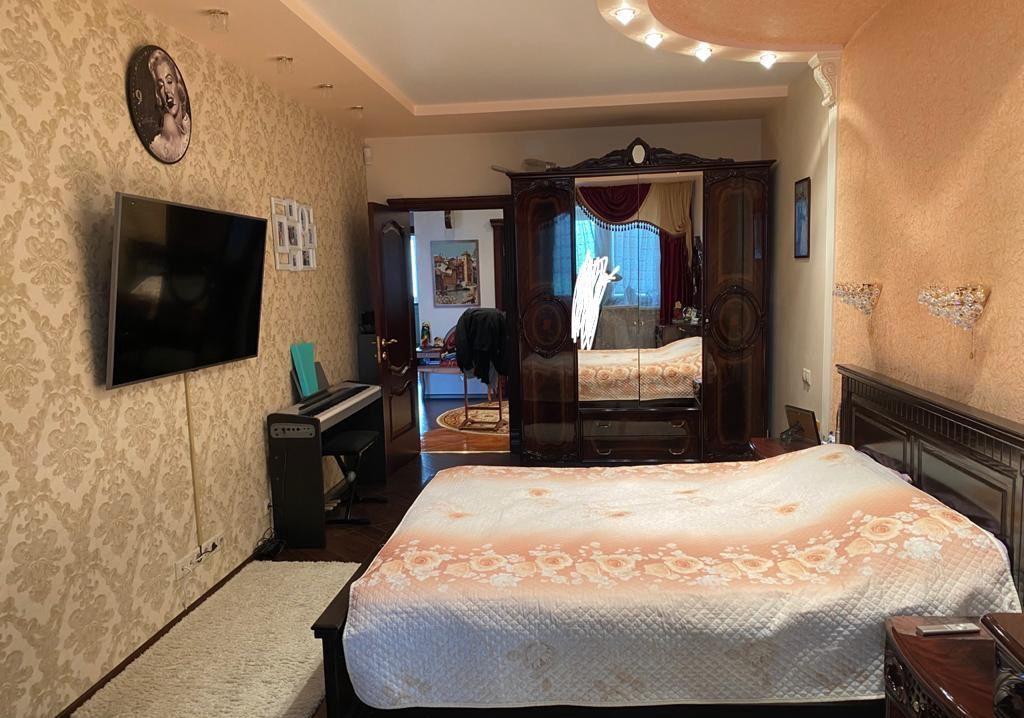 Продажа трёхкомнатной квартиры село Павловская Слобода, улица Луначарского 11, цена 10990000 рублей, 2021 год объявление №429763 на megabaz.ru