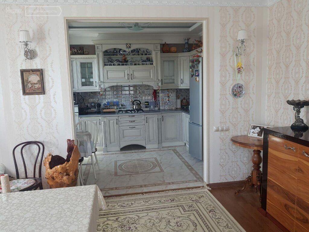 Продажа двухкомнатной квартиры поселок Лесные Поляны, цена 6600000 рублей, 2020 год объявление №429925 на megabaz.ru