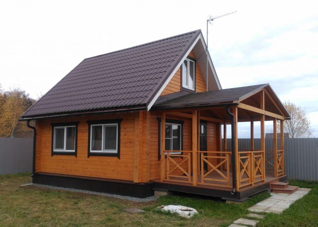 Продажа дома деревня Крюково, цена 3050000 рублей, 2020 год объявление №392708 на megabaz.ru
