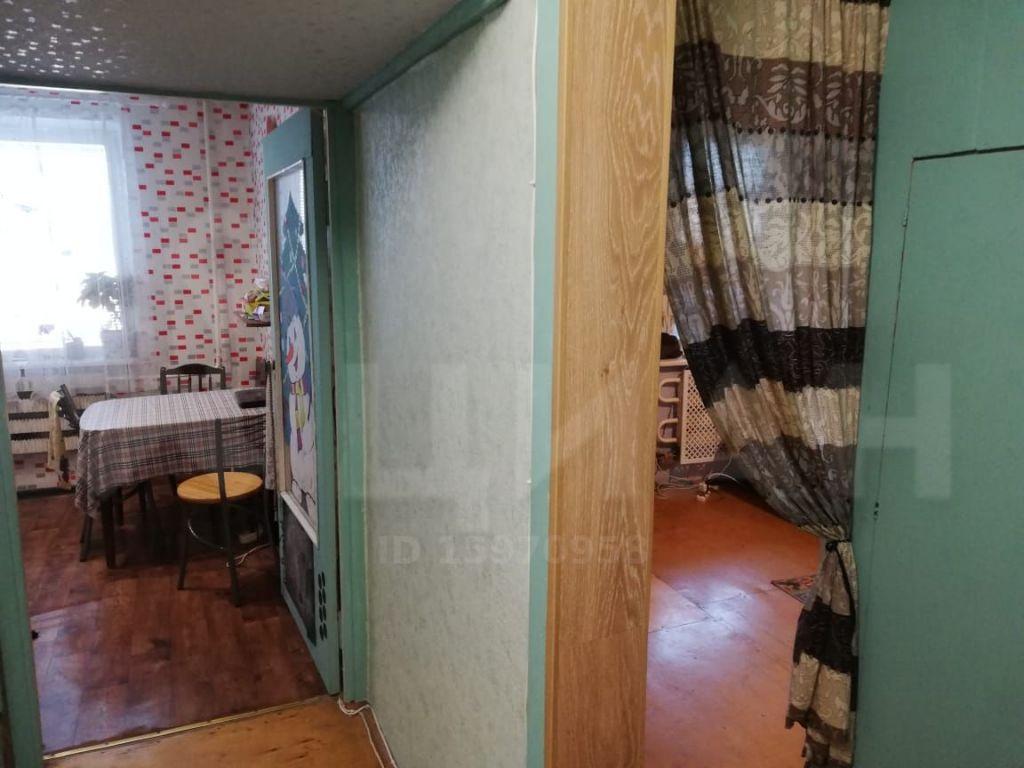 Продажа однокомнатной квартиры поселок Старый Городок, Школьная улица 8, цена 2500000 рублей, 2020 год объявление №483672 на megabaz.ru