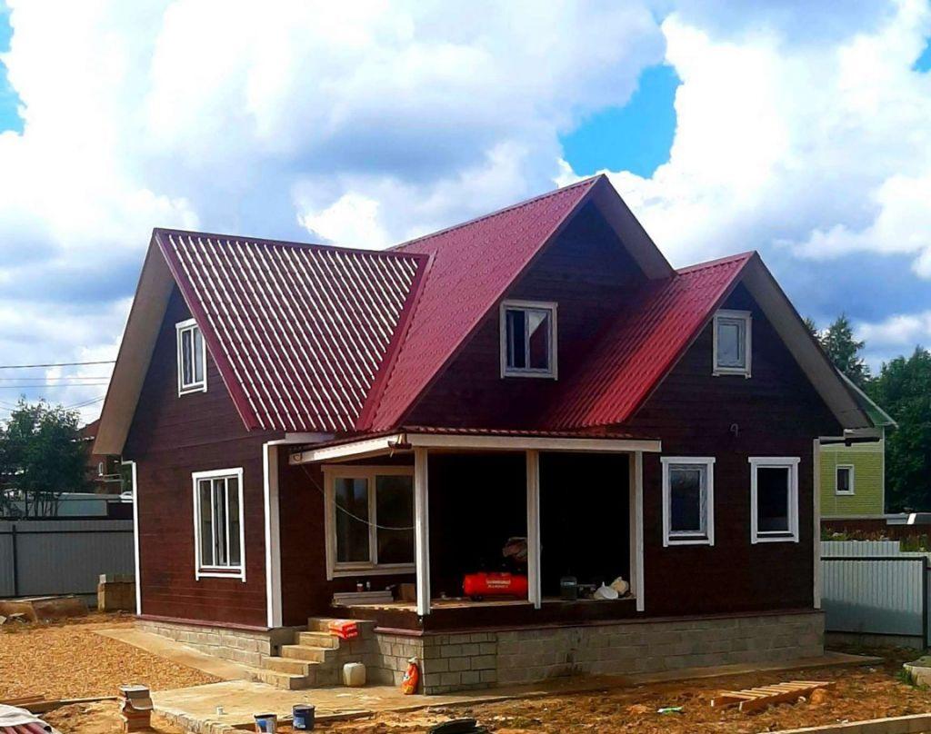 Продажа дома деревня Яковлево, цена 3700000 рублей, 2020 год объявление №458196 на megabaz.ru