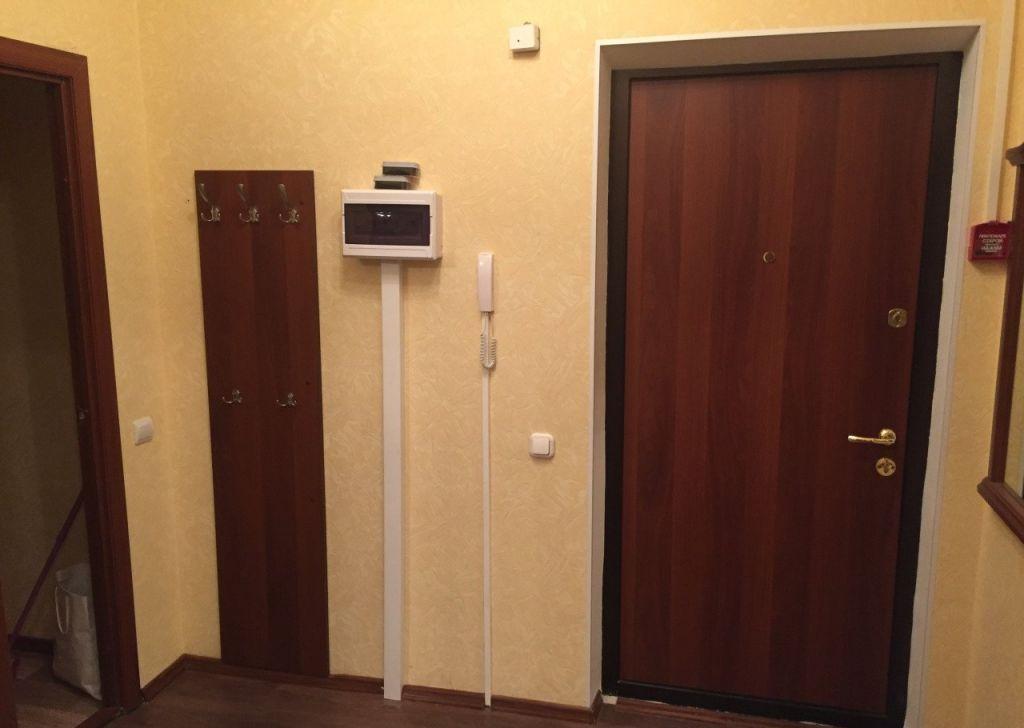 Аренда однокомнатной квартиры Краснознаменск, Парковая улица 4, цена 18000 рублей, 2020 год объявление №1106165 на megabaz.ru