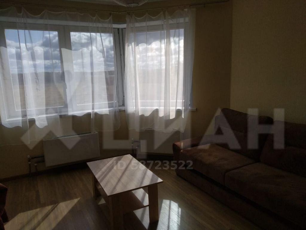 Аренда однокомнатной квартиры Звенигород, цена 25000 рублей, 2020 год объявление №1219728 на megabaz.ru