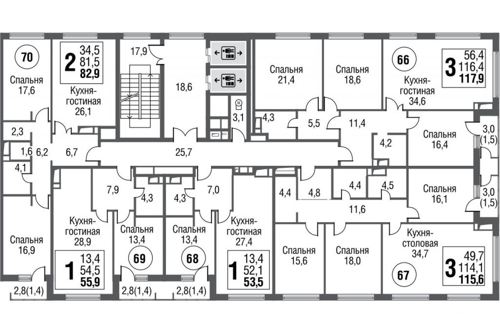 Продажа двухкомнатной квартиры Москва, метро Свиблово, проезд Серебрякова 11к1, цена 16030000 рублей, 2020 год объявление №430345 на megabaz.ru
