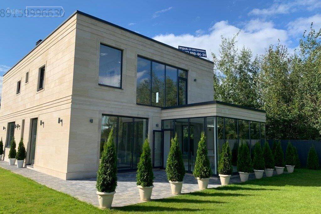Продажа дома поселок Горки-2, цена 58950000 рублей, 2021 год объявление №482611 на megabaz.ru