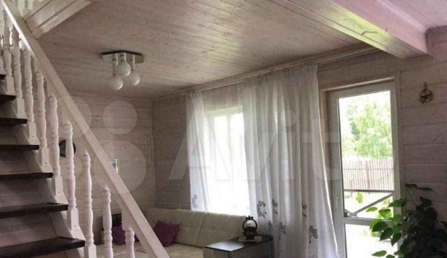 Продажа дома село Жаворонки, цена 1100000 рублей, 2021 год объявление №543480 на megabaz.ru