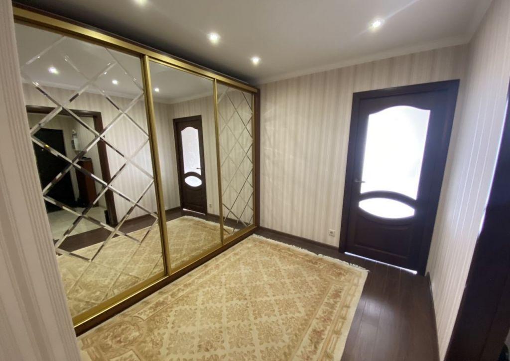 Продажа двухкомнатной квартиры Домодедово, улица Текстильщиков 31, цена 6470000 рублей, 2020 год объявление №443418 на megabaz.ru