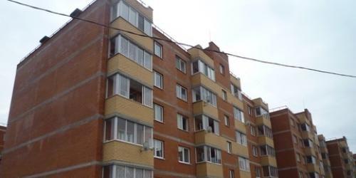 Аренда однокомнатной квартиры деревня Марусино, Заречная улица, цена 18000 рублей, 2020 год объявление №1221245 на megabaz.ru