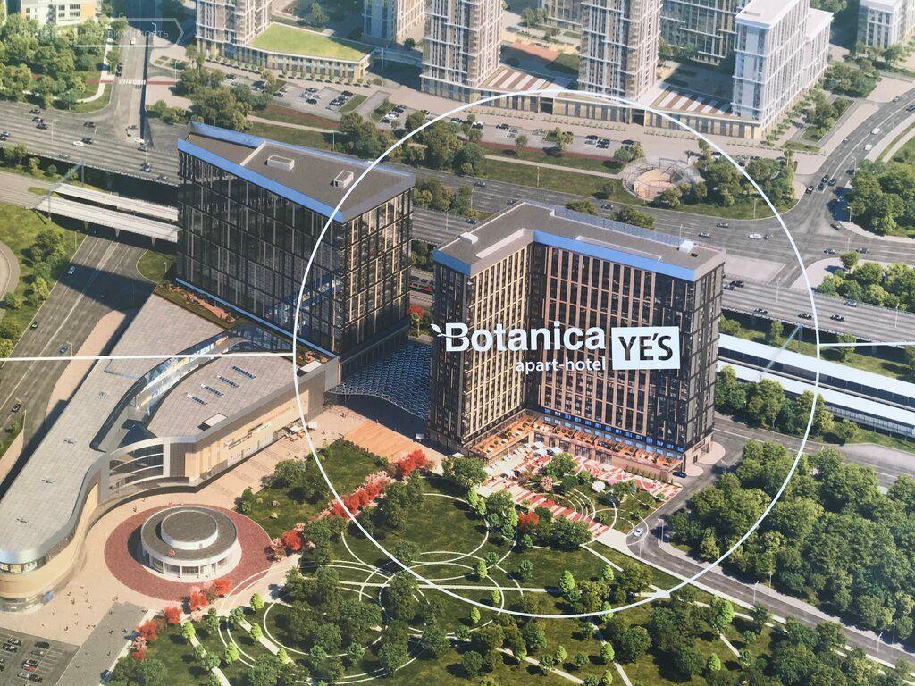 Продажа студии Москва, метро Ботанический сад, цена 5950000 рублей, 2020 год объявление №429909 на megabaz.ru