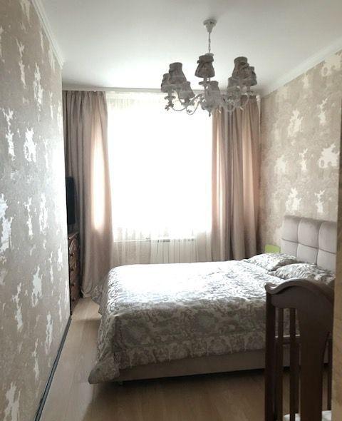 Продажа двухкомнатной квартиры поселок ВНИИССОК, улица Дениса Давыдова 8, цена 8200000 рублей, 2020 год объявление №447812 на megabaz.ru