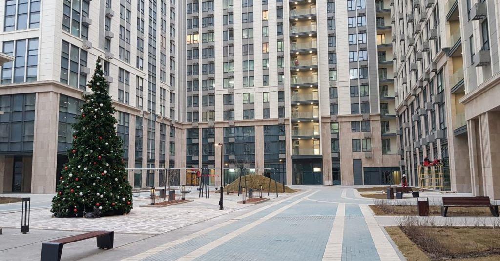 Продажа студии Москва, метро Багратионовская, цена 9500000 рублей, 2020 год объявление №431122 на megabaz.ru