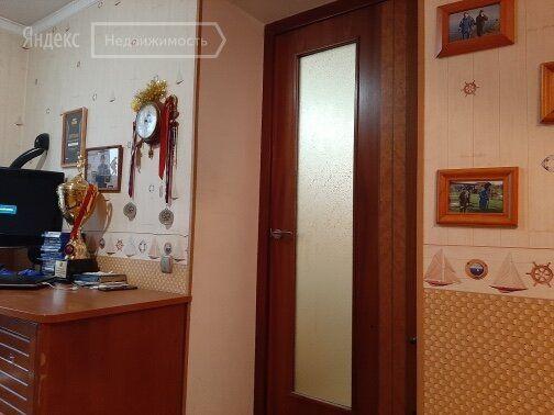 Продажа двухкомнатной квартиры Москва, метро Перово, улица Плеханова 25к4, цена 7950000 рублей, 2020 год объявление №431518 на megabaz.ru