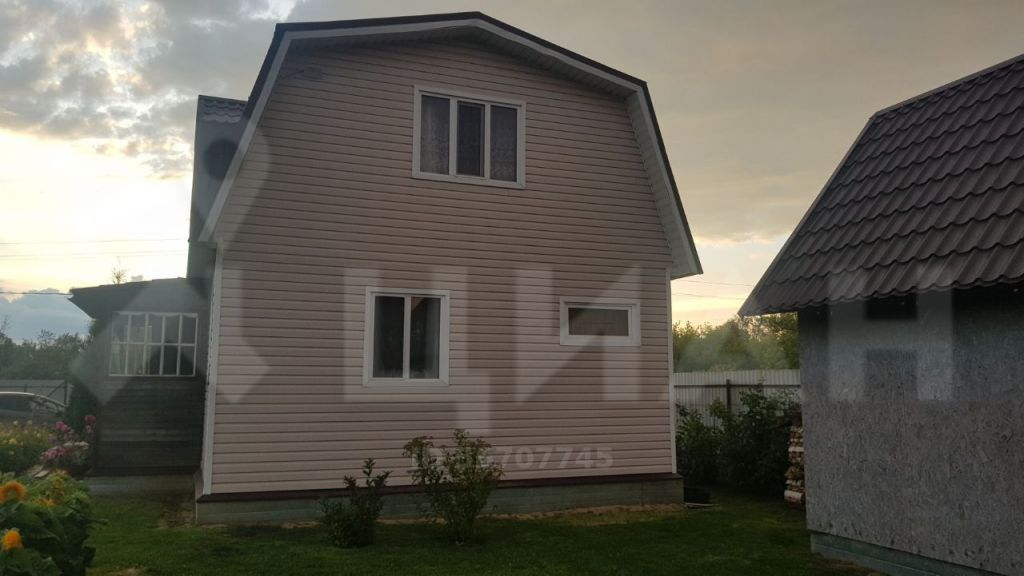 Продажа дома село Шеметово, цена 3700000 рублей, 2020 год объявление №488105 на megabaz.ru