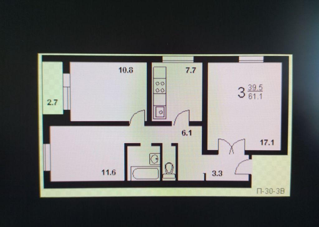 Продажа трёхкомнатной квартиры Москва, метро Щукинская, Авиационная улица 67к1, цена 14500000 рублей, 2020 год объявление №435223 на megabaz.ru