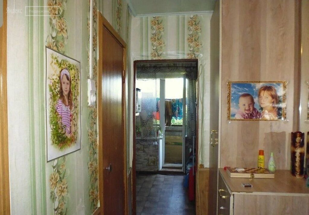 Продажа двухкомнатной квартиры рабочий посёлок Столбовая, Парковая улица 6, цена 3180000 рублей, 2021 год объявление №486696 на megabaz.ru