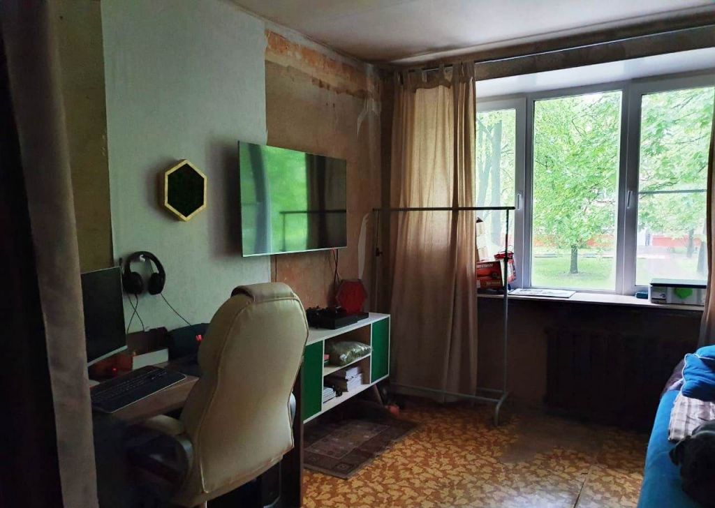 Продажа однокомнатной квартиры Москва, метро Каширская, Каширское шоссе 40, цена 6600000 рублей, 2021 год объявление №430175 на megabaz.ru