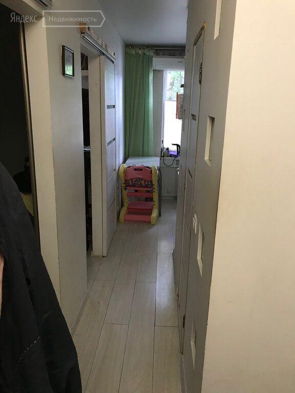 Продажа однокомнатной квартиры Москва, метро Варшавская, Болотниковская улица 9, цена 7100000 рублей, 2021 год объявление №453681 на megabaz.ru