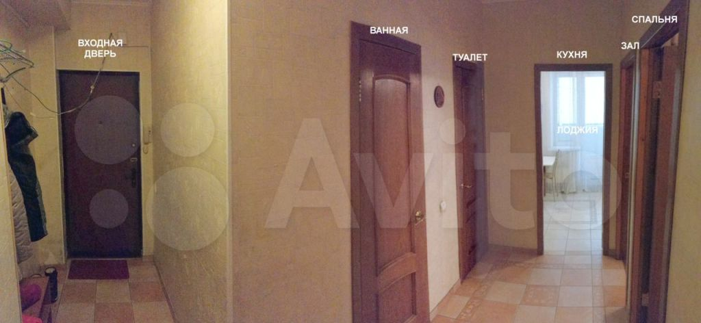 Аренда двухкомнатной квартиры деревня Одинцово, цена 27000 рублей, 2021 год объявление №1136148 на megabaz.ru