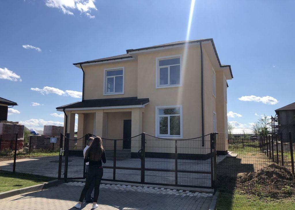 Продажа дома деревня Покровское, цена 19000000 рублей, 2020 год объявление №480318 на megabaz.ru