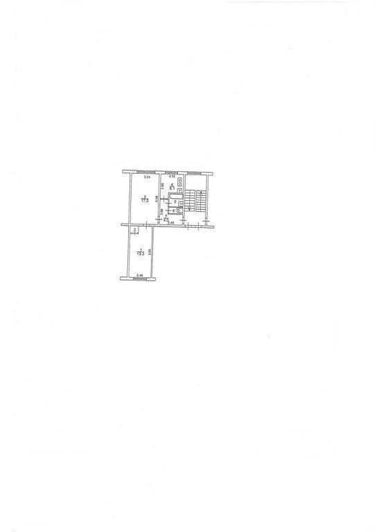 Продажа двухкомнатной квартиры рабочий посёлок Решетниково, Молодёжная улица 8, цена 1200000 рублей, 2020 год объявление №430902 на megabaz.ru