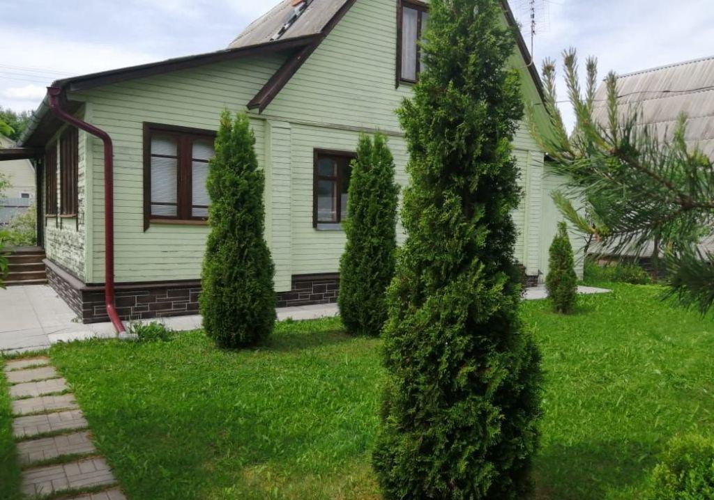 Продажа дома рабочий посёлок Малино, цена 3500000 рублей, 2021 год объявление №396922 на megabaz.ru