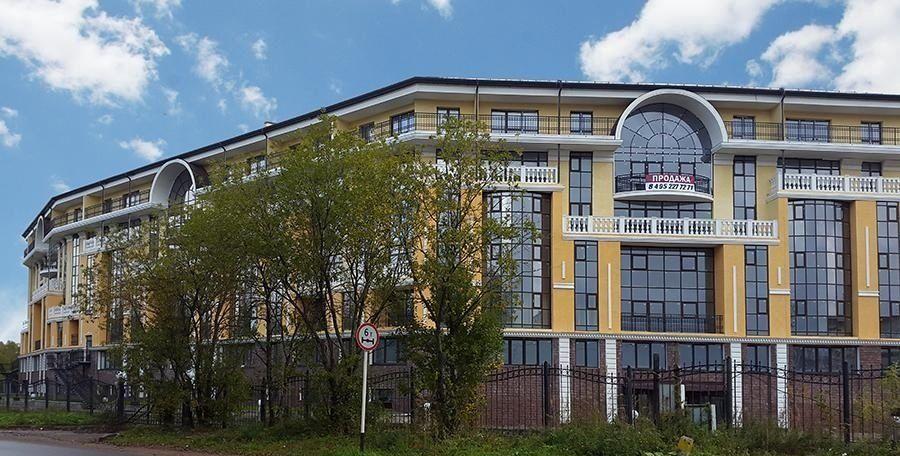 Продажа студии деревня Грибки, Адмиральская улица 6с1, цена 2100000 рублей, 2020 год объявление №438554 на megabaz.ru