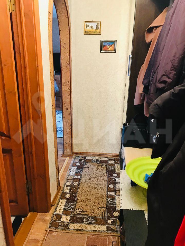 Продажа двухкомнатной квартиры рабочий посёлок Михнево, улица Строителей 4, цена 2500000 рублей, 2020 год объявление №488345 на megabaz.ru