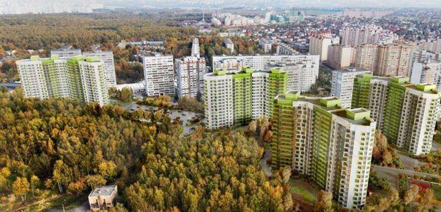 Продажа однокомнатной квартиры поселок Развилка, метро Зябликово, цена 3800000 рублей, 2021 год объявление №531395 на megabaz.ru