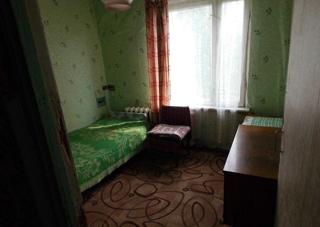 Продажа трёхкомнатной квартиры рабочий посёлок Малино, Школьная улица 12, цена 700000 рублей, 2021 год объявление №431498 на megabaz.ru