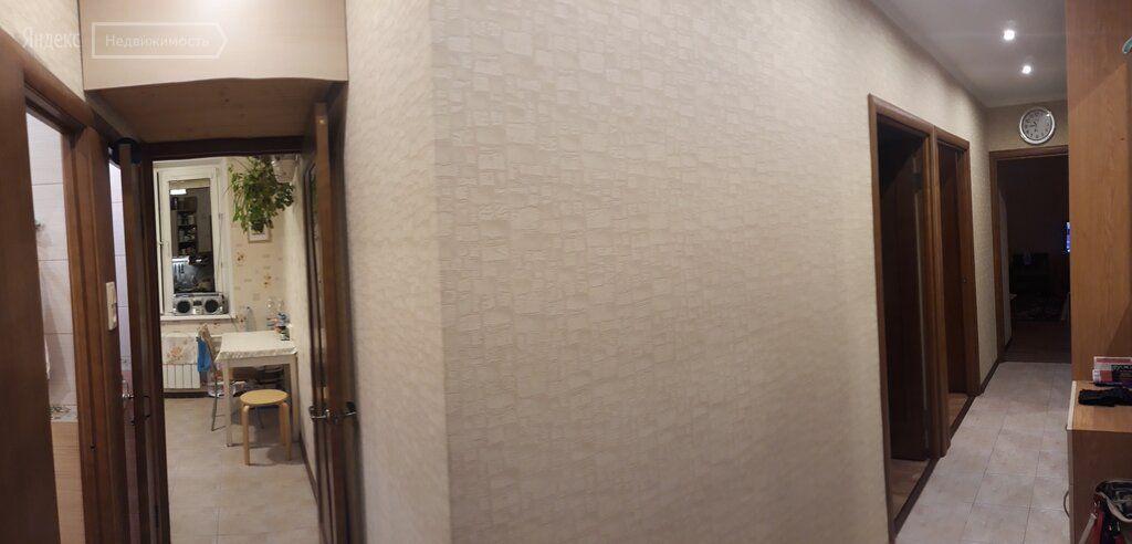 Продажа трёхкомнатной квартиры Москва, метро Южная, Кировоградская улица 10к2, цена 12990000 рублей, 2021 год объявление №577744 на megabaz.ru