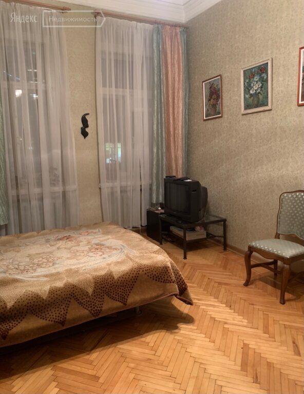 Продажа пятикомнатной квартиры Москва, метро Смоленская, Карманицкий переулок 3Ас1, цена 46000000 рублей, 2021 год объявление №566911 на megabaz.ru