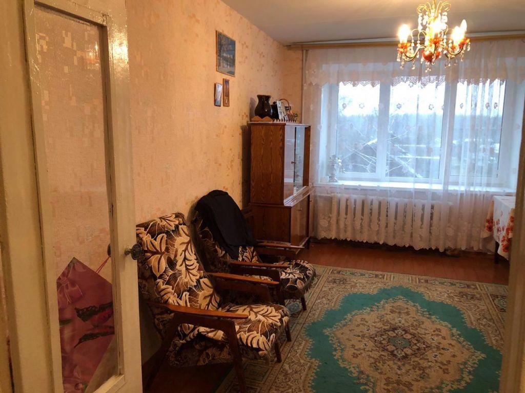 Продажа двухкомнатной квартиры поселок Бакшеево, Комсомольская улица, цена 1000000 рублей, 2020 год объявление №428412 на megabaz.ru