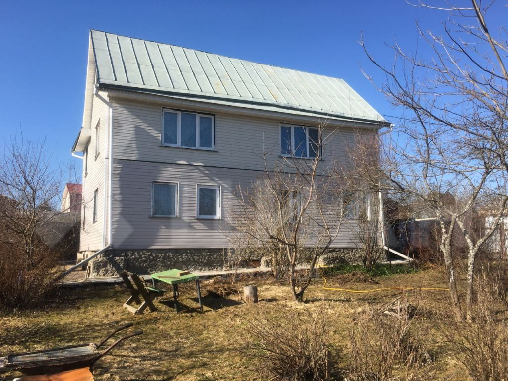 Продажа дома садовое товарищество Лесная поляна, цена 5000000 рублей, 2021 год объявление №458926 на megabaz.ru