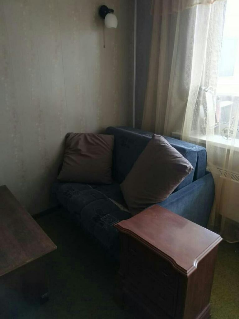 Аренда однокомнатной квартиры поселок городского типа Деденево, Заречная улица 7, цена 10000 рублей, 2020 год объявление №1102797 на megabaz.ru