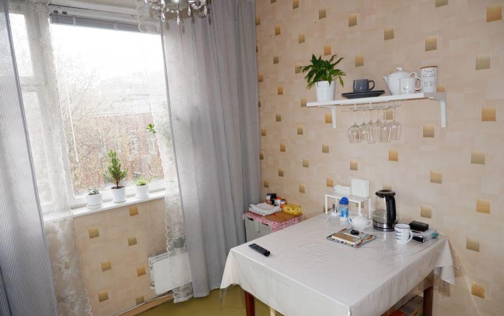 Продажа однокомнатной квартиры Москва, метро Добрынинская, Люсиновская улица 4, цена 13899 рублей, 2020 год объявление №432365 на megabaz.ru