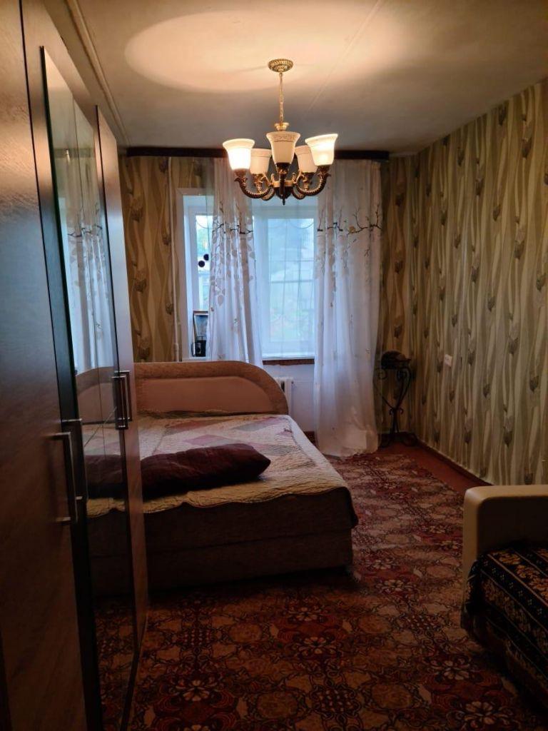 Продажа двухкомнатной квартиры рабочий посёлок Тучково, цена 1790000 рублей, 2020 год объявление №498013 на megabaz.ru
