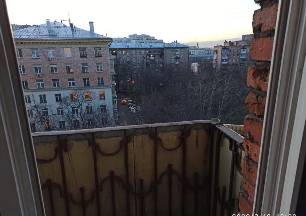 Продажа двухкомнатной квартиры Москва, метро Алексеевская, Рижский проезд 1/5, цена 14900000 рублей, 2020 год объявление №432557 на megabaz.ru
