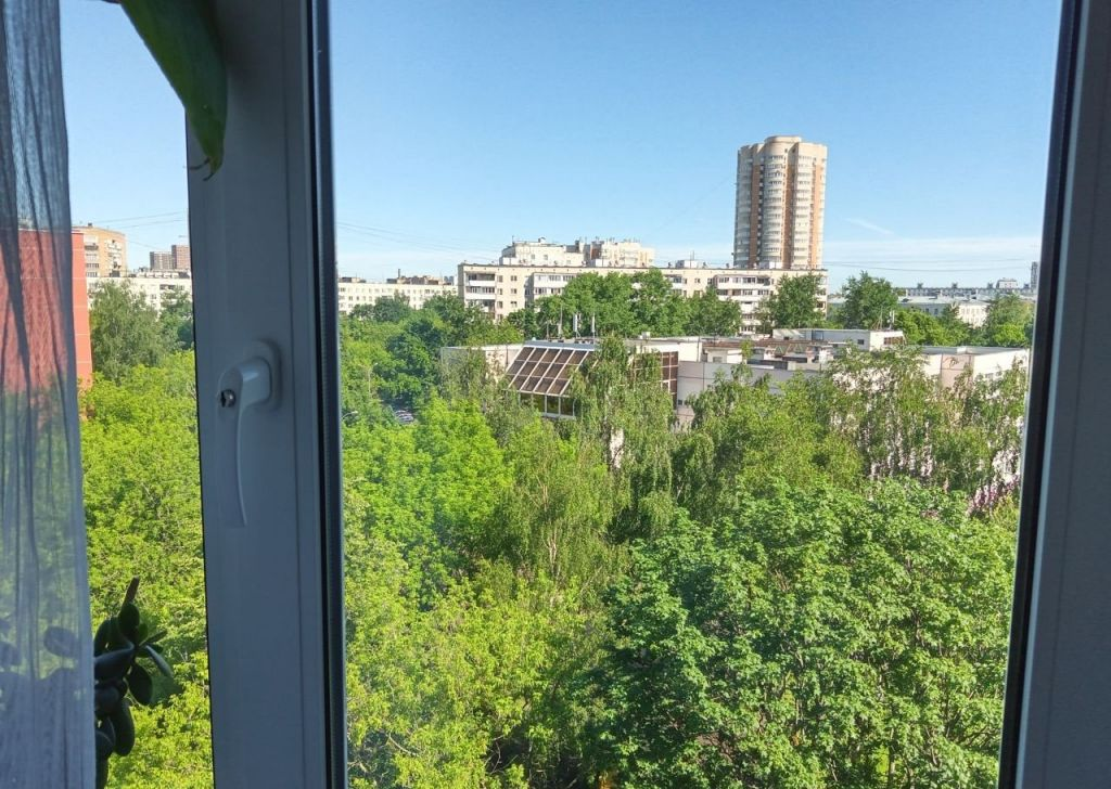 Продажа трёхкомнатной квартиры Москва, метро Рязанский проспект, Зеленодольская улица 7к7, цена 11300000 рублей, 2020 год объявление №435583 на megabaz.ru